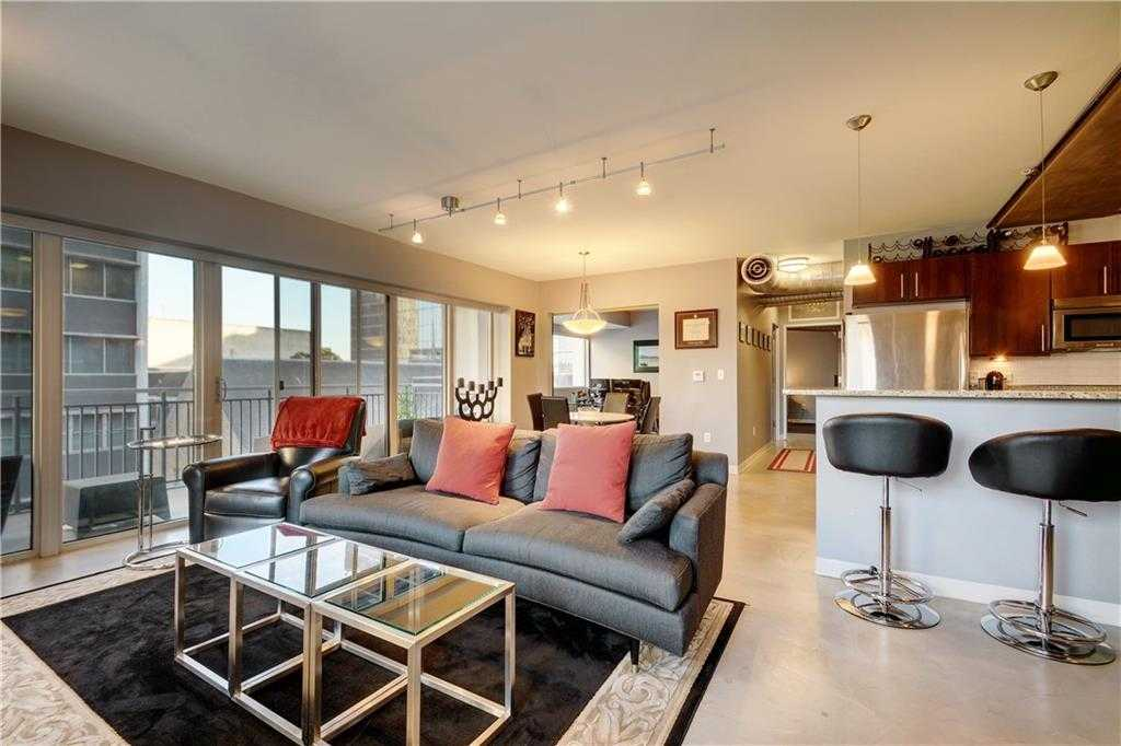$436,900 - 2Br/2Ba -  for Sale in Brazos Place Condos, Austin