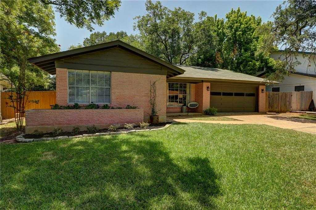$539,750 - 3Br/2Ba -  for Sale in Allandale Park Sec 02, Austin