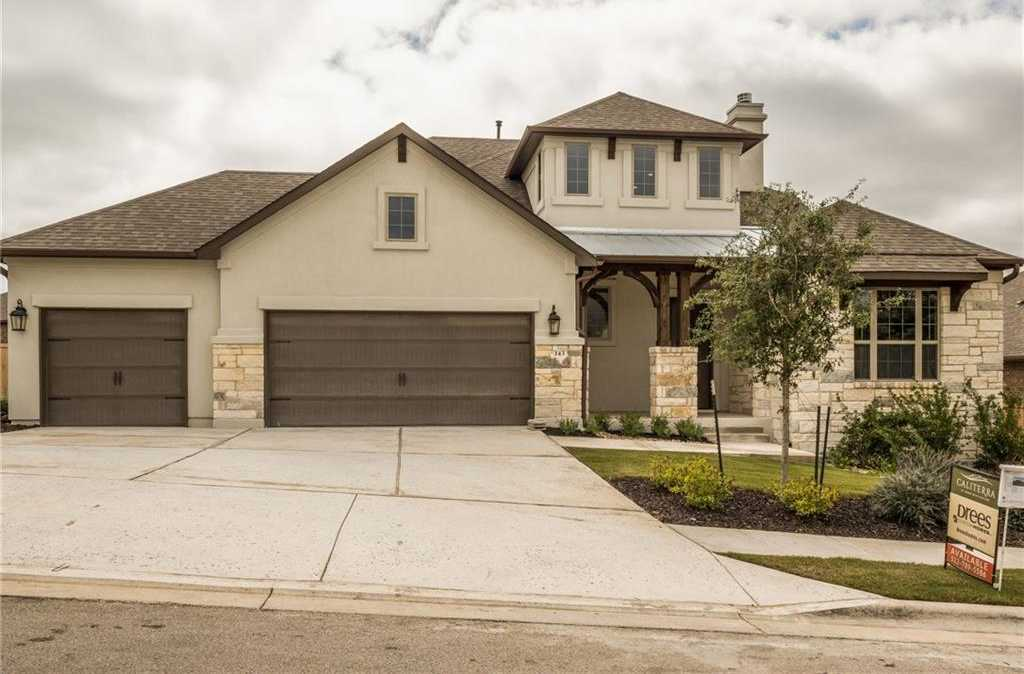 $549,900 - 4Br/4Ba -  for Sale in Caliterra Ph One Sec One, Dripping Springs