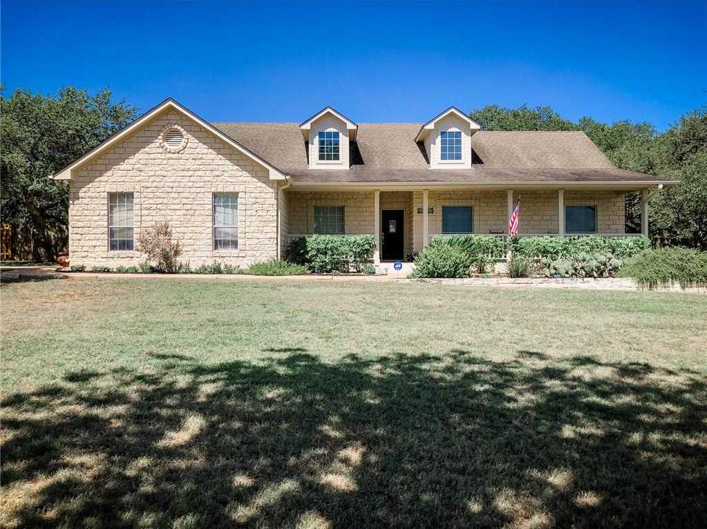 $438,500 - 4Br/2Ba -  for Sale in Sunset Canyon 05, Dripping Springs
