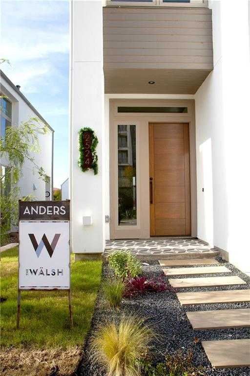 $829,000 - 3Br/4Ba -  for Sale in Walsh 360 Townhomes, Austin