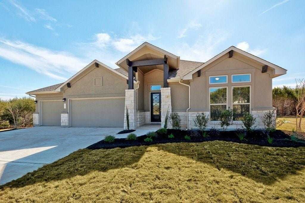 $542,990 - 4Br/3Ba -  for Sale in Harrison Hills, Dripping Springs