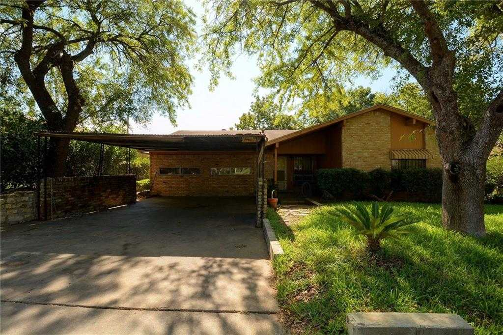 $281,900 - 4Br/2Ba -  for Sale in Crest Hills Sec 01, Austin