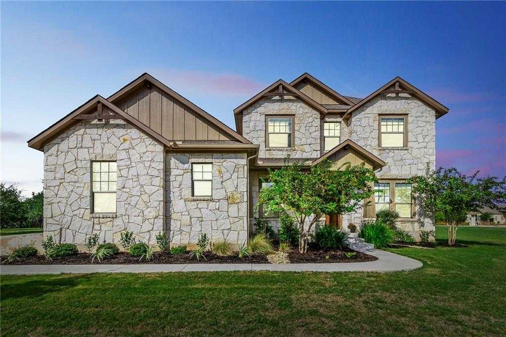 $475,000 - 4Br/4Ba -  for Sale in Counts Estates Ph Two Aka Butler Ranch Estates, Dripping Springs