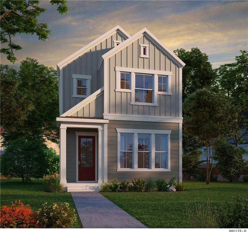 $521,840 - 3Br/3Ba -  for Sale in Mueller Garden Homes, Austin