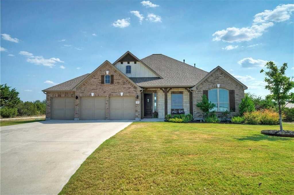 $468,988 - 3Br/3Ba -  for Sale in Harrison Hills Ph One, Dripping Springs