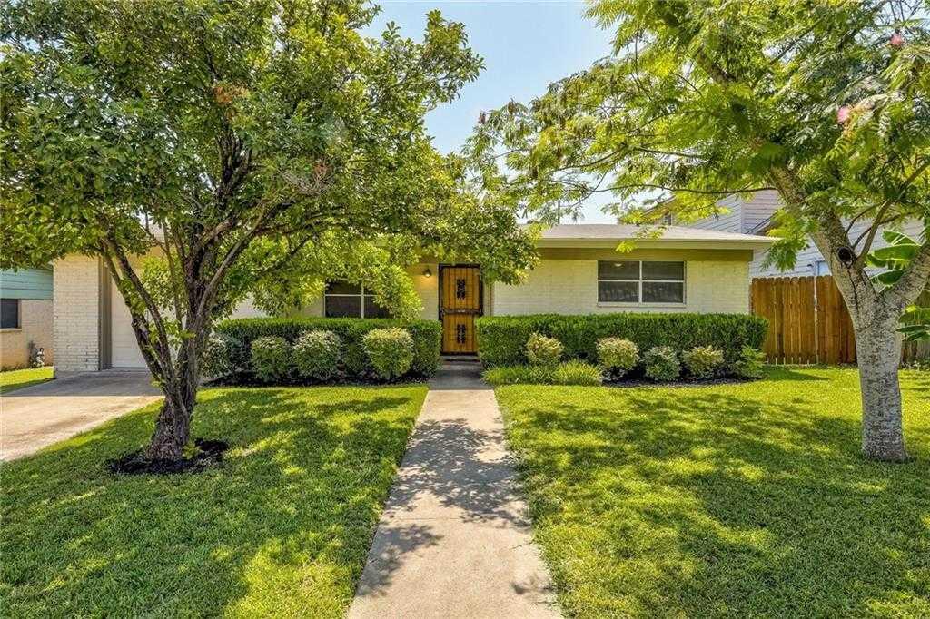 $349,900 - 3Br/2Ba -  for Sale in Springdale Hills, Austin