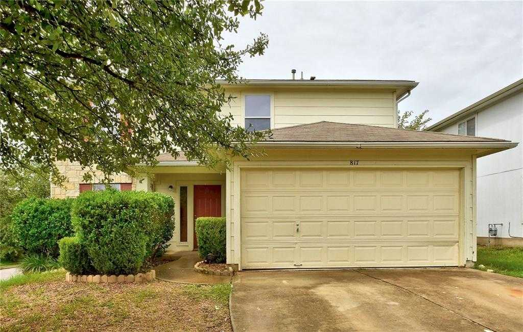 $336,600 - 3Br/3Ba -  for Sale in Colonial Trails Sec 01, Austin