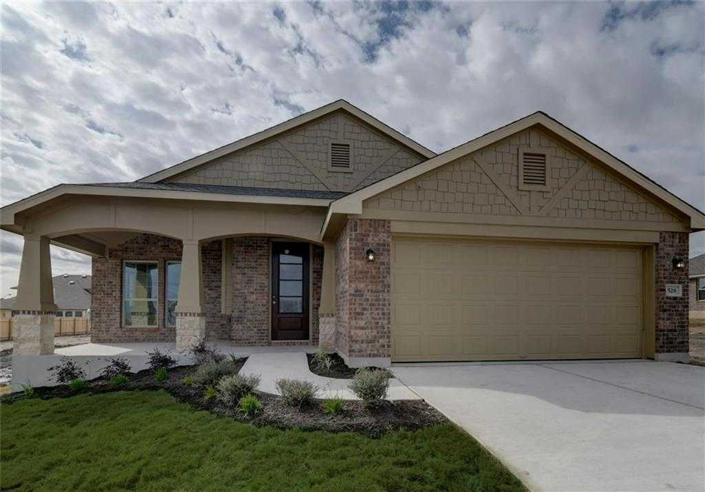 $312,009 - 3Br/2Ba -  for Sale in Star Ranch, Hutto