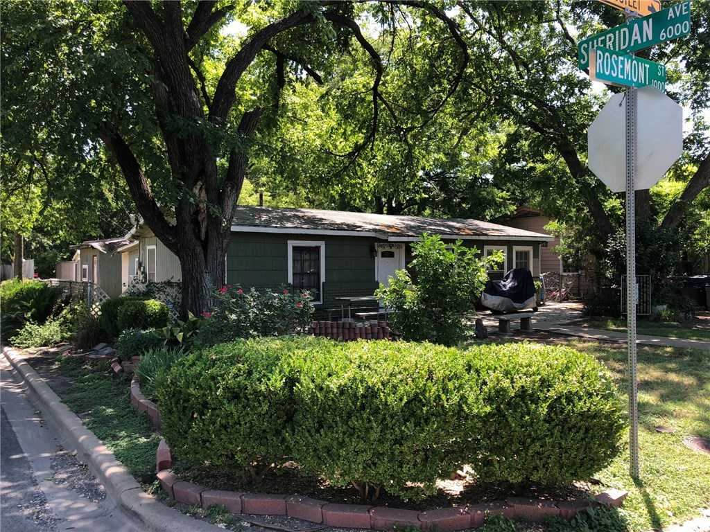 $250,000 - 3Br/1Ba -  for Sale in Claircrest Add Sec 01, Austin