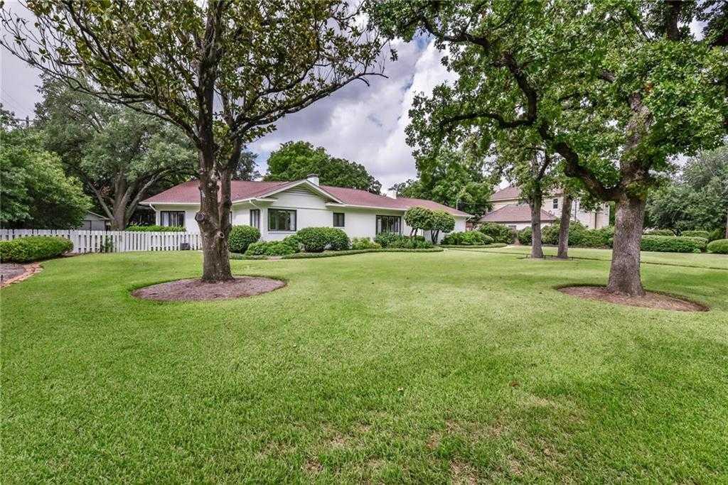$1,850,000 - 3Br/4Ba -  for Sale in Monte Vista 02, Austin