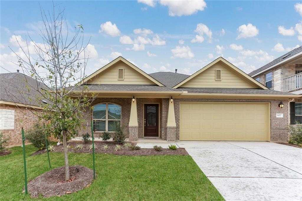 $340,477 - 3Br/2Ba -  for Sale in Enclave At Estancia, Austin
