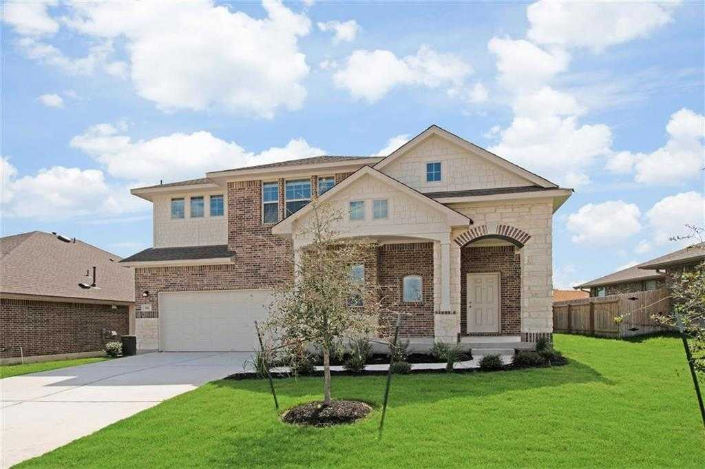 $338,458 - 4Br/3Ba -  for Sale in Star Ranch, Hutto