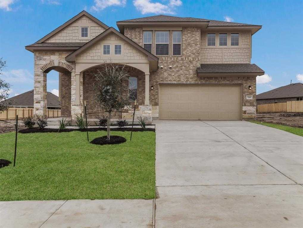 $333,031 - 4Br/3Ba -  for Sale in Star Ranch, Hutto