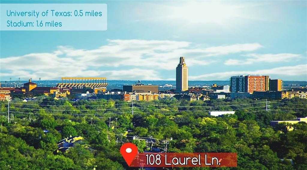 $1,299,950 - 5Br/5Ba -  for Sale in University Heights, Austin