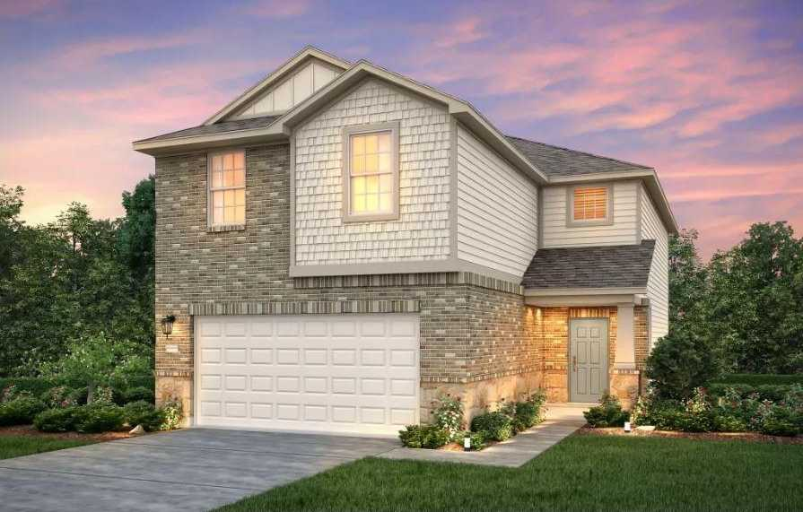 $352,315 - 4Br/3Ba -  for Sale in Preston Village, Austin