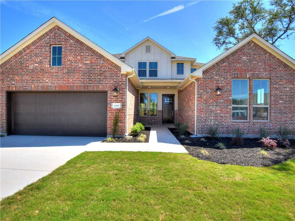 $452,191 - 5Br/4Ba -  for Sale in Highlands At Mayfield Ranch, Round Rock