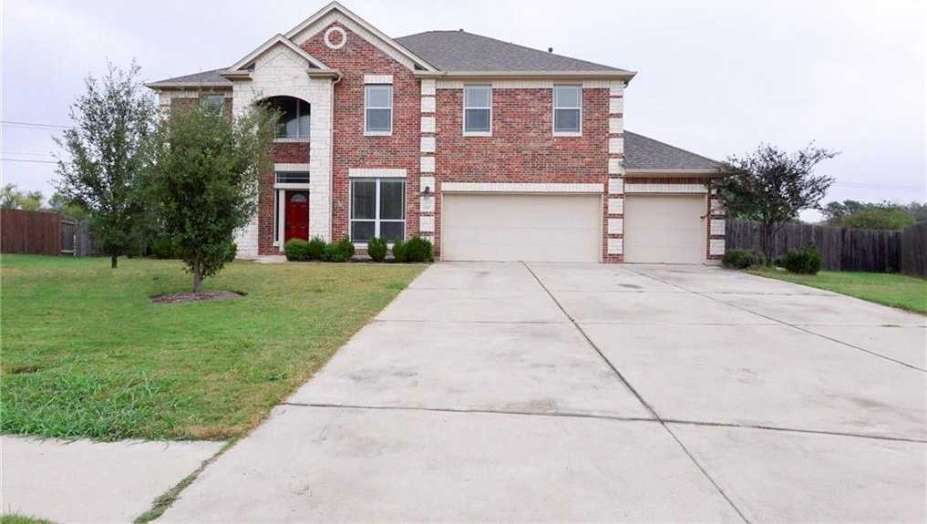 $376,900 - 6Br/5Ba -  for Sale in Falcon Pointe Sec 8b, Pflugerville
