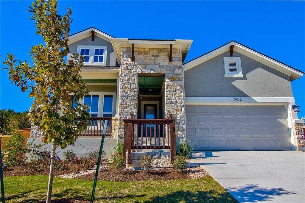 $424,990 - 3Br/3Ba -  for Sale in Headwaters, Dripping Springs