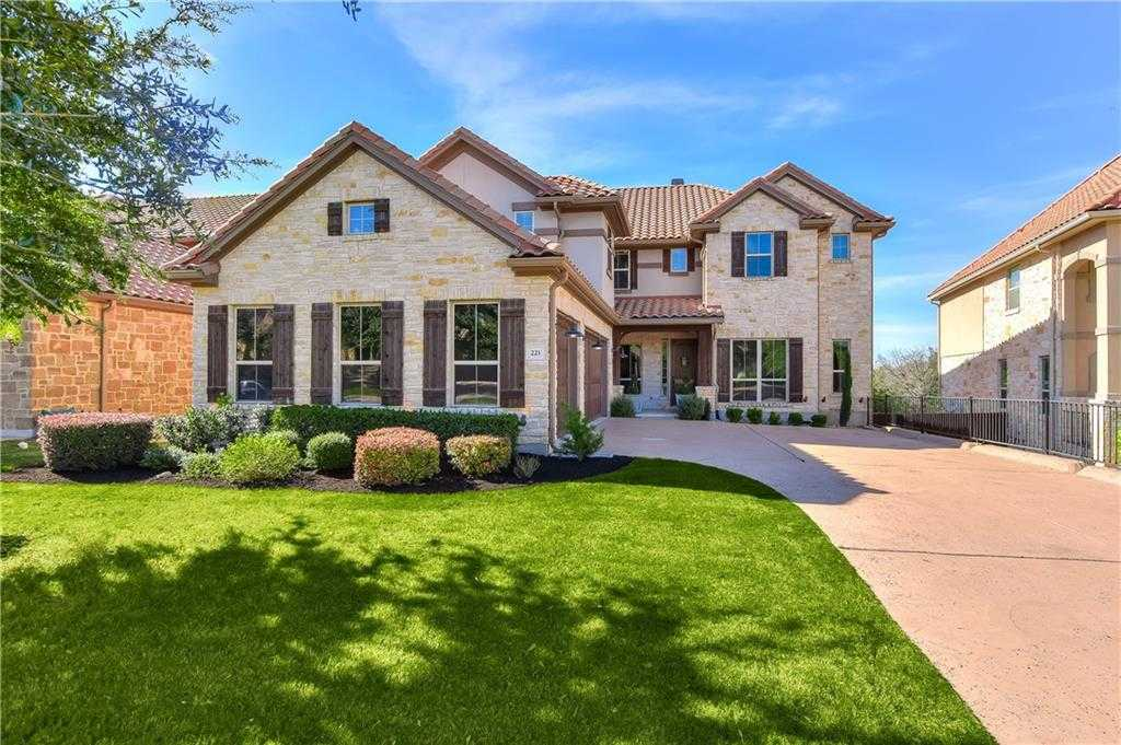 $749,000 - 4Br/4Ba -  for Sale in Steiner Ranch Ph 01 Sec 09, Austin