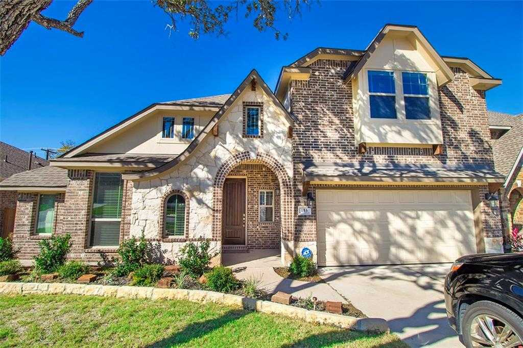 $384,900 - 4Br/3Ba -  for Sale in Star Ranch, Hutto