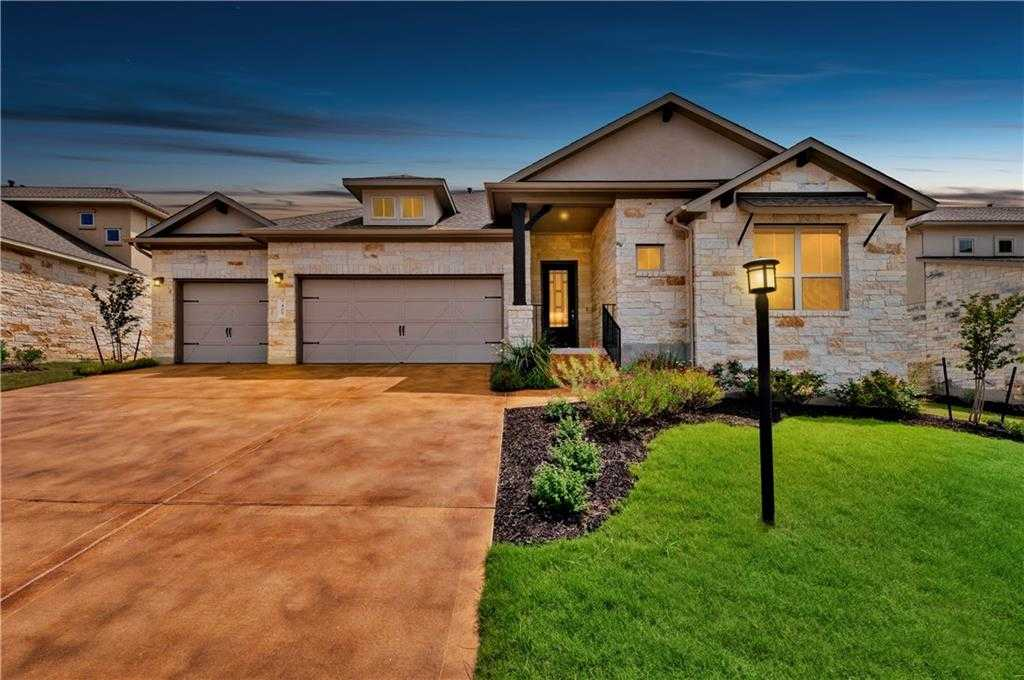 $593,990 - 4Br/3Ba -  for Sale in Rough Hollow - West Rim, Austin