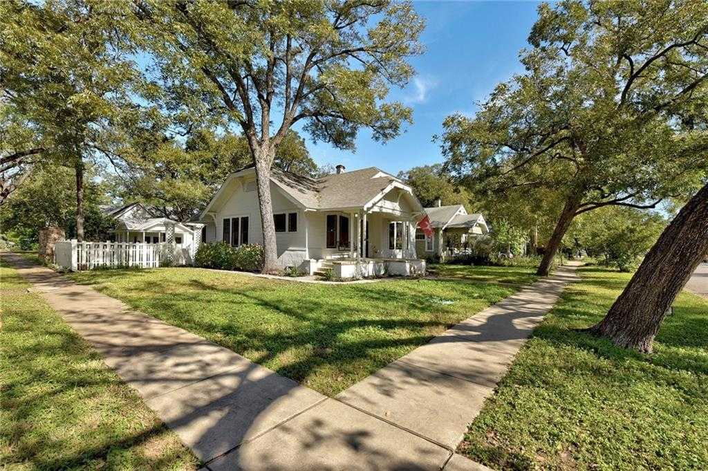 $969,000 - 4Br/3Ba -  for Sale in Hyde Park Add 01, Austin