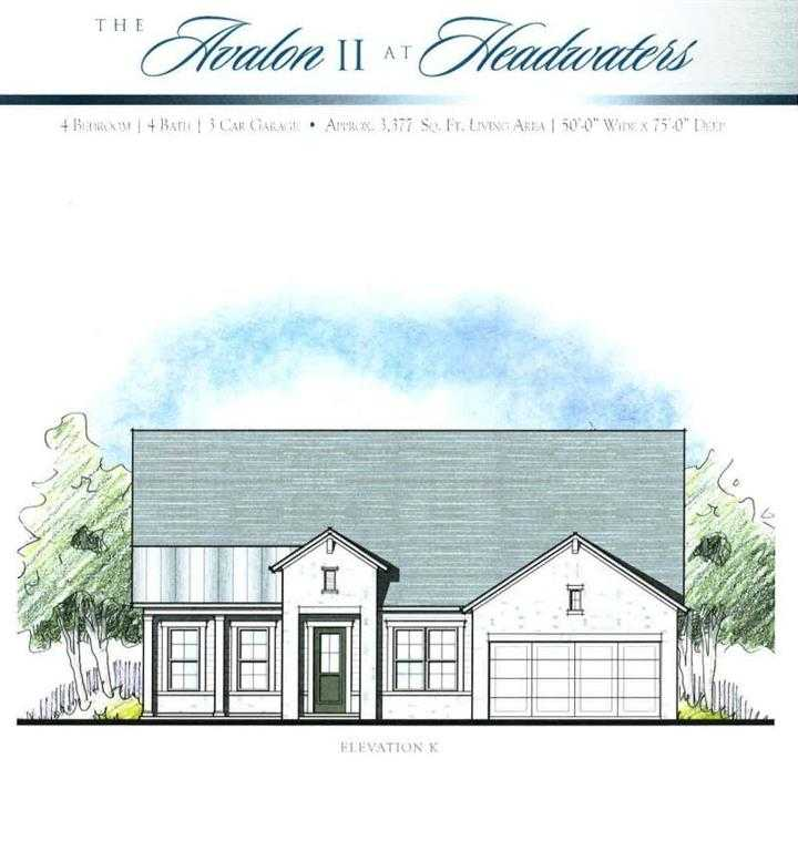 $550,396 - 4Br/4Ba -  for Sale in Headwaters, Dripping Springs