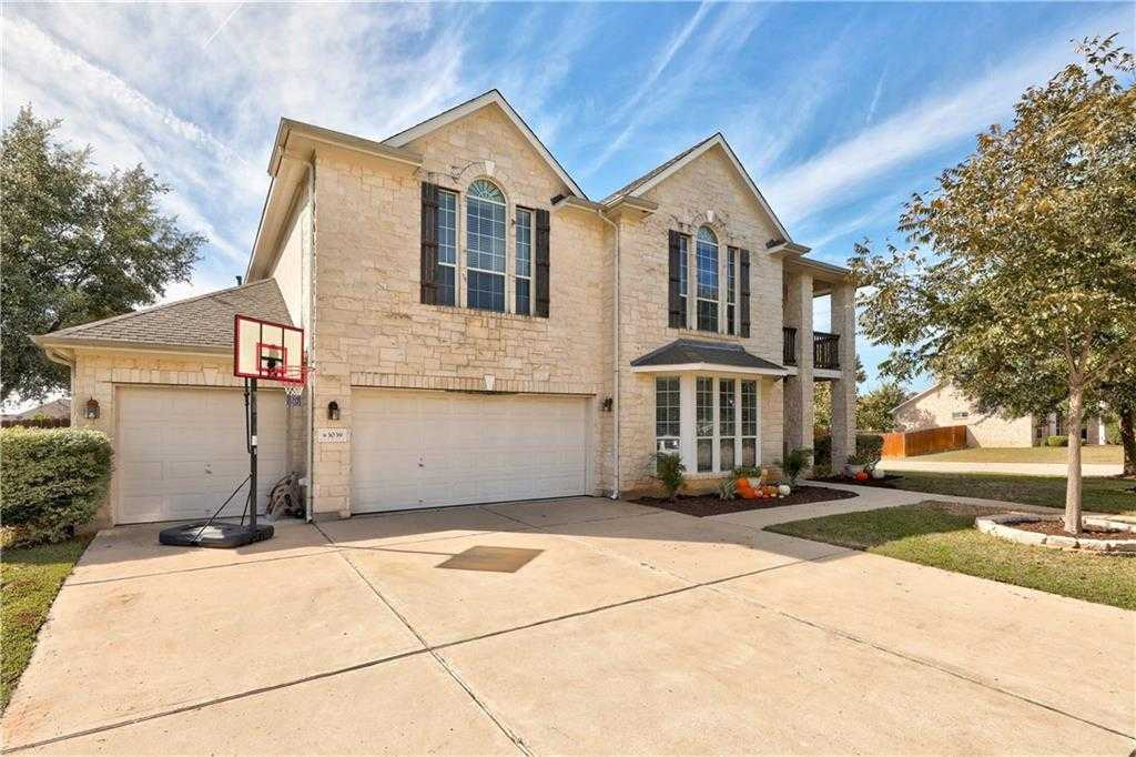 $539,900 - 5Br/4Ba -  for Sale in Behrens Ranch Ph D Sec 02, Round Rock