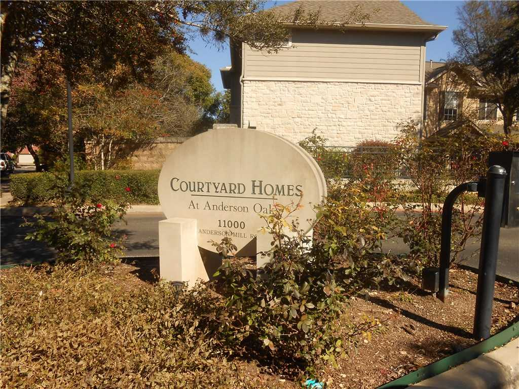 $268,000 - 3Br/3Ba -  for Sale in Courtyard Homes At Anderson Oaks Condo Ph 03, Austin