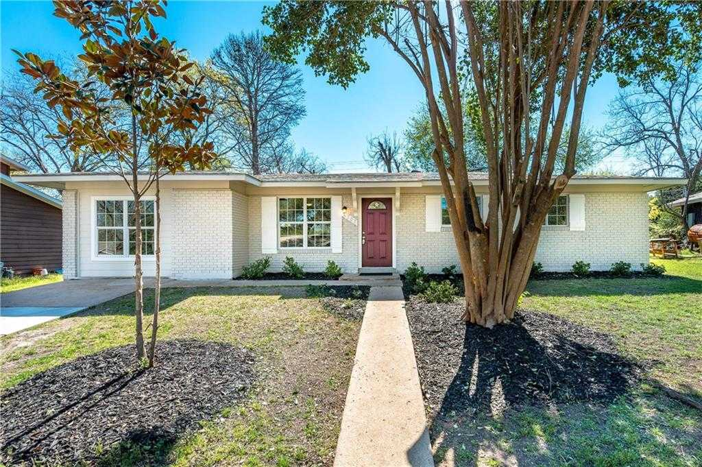 $415,900 - 4Br/2Ba -  for Sale in University Hills Sec 01, Austin