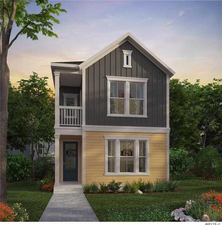 $496,750 - 2Br/3Ba -  for Sale in Mueller Garden Homes, Austin