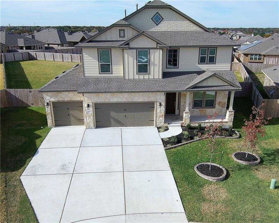 $390,000 - 5Br/3Ba -  for Sale in Star Ranch Sec 7 Ph 5, Hutto