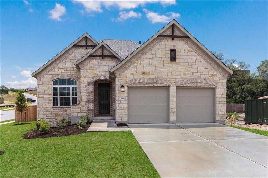 $488,838 - 3Br/2Ba -  for Sale in The Enclave At Covered Bridge, Austin