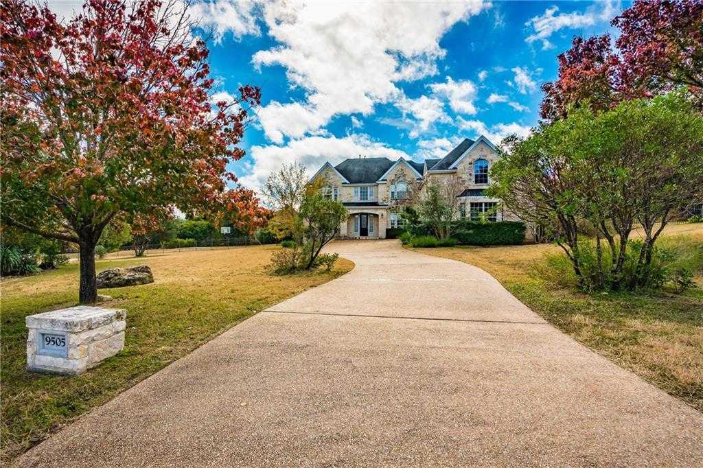 $950,000 - 5Br/4Ba -  for Sale in Werkenthin Sec 03, Austin