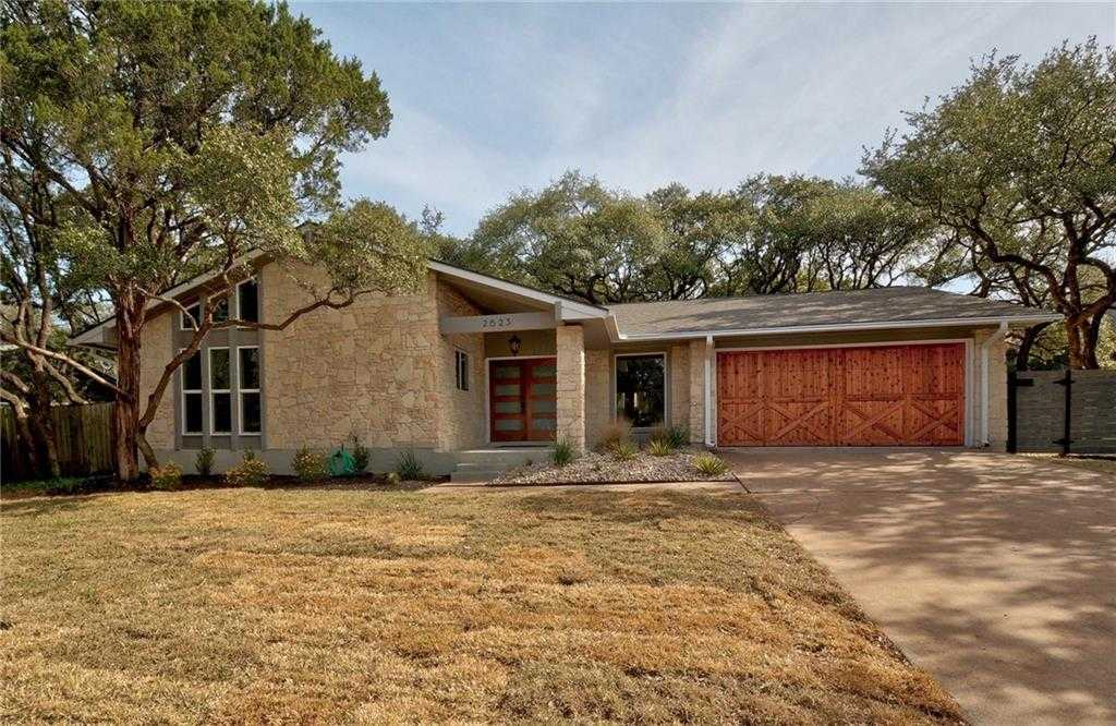 $925,000 - 3Br/2Ba -  for Sale in Barton Hills / Horseshoe Bend Sec 02, Austin