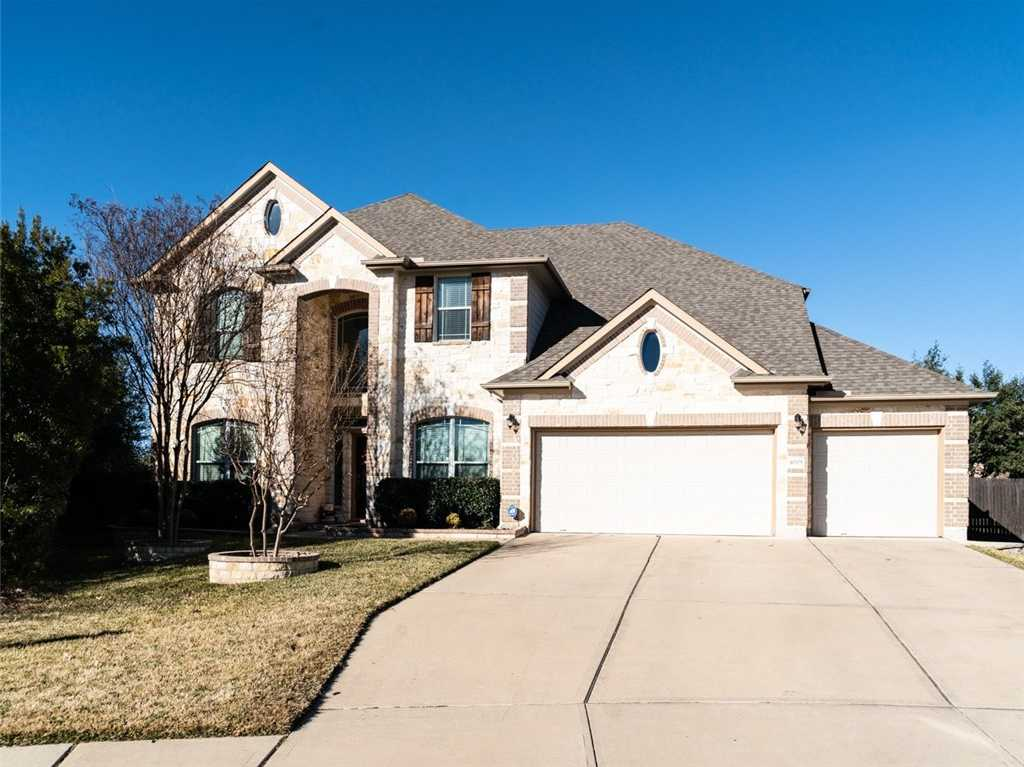 $549,890 - 5Br/4Ba -  for Sale in Ranch At Brushy Creek Sec 2b Amd, Cedar Park
