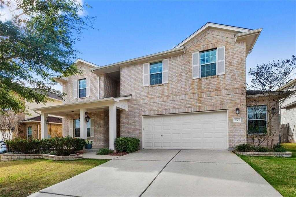 $335,000 - 4Br/4Ba -  for Sale in Falcon Pointe Sec 9-west, Pflugerville
