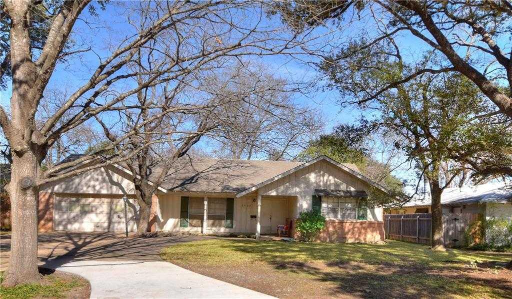 $465,000 - 2Br/2Ba -  for Sale in Allandale Park Sec 02, Austin