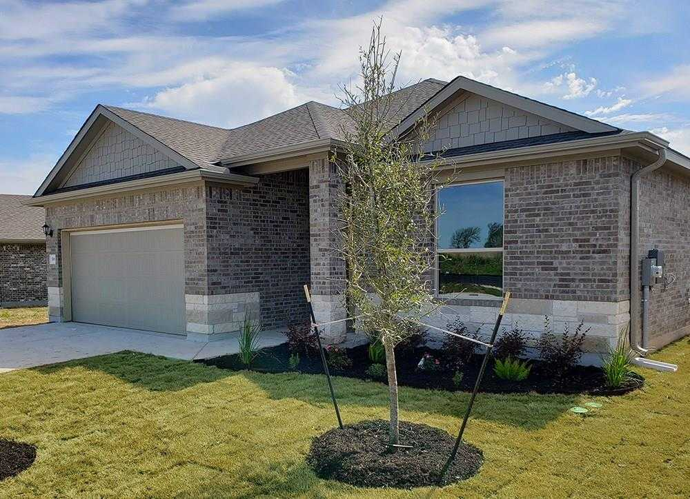 $302,615 - 3Br/2Ba -  for Sale in Star Ranch, Hutto