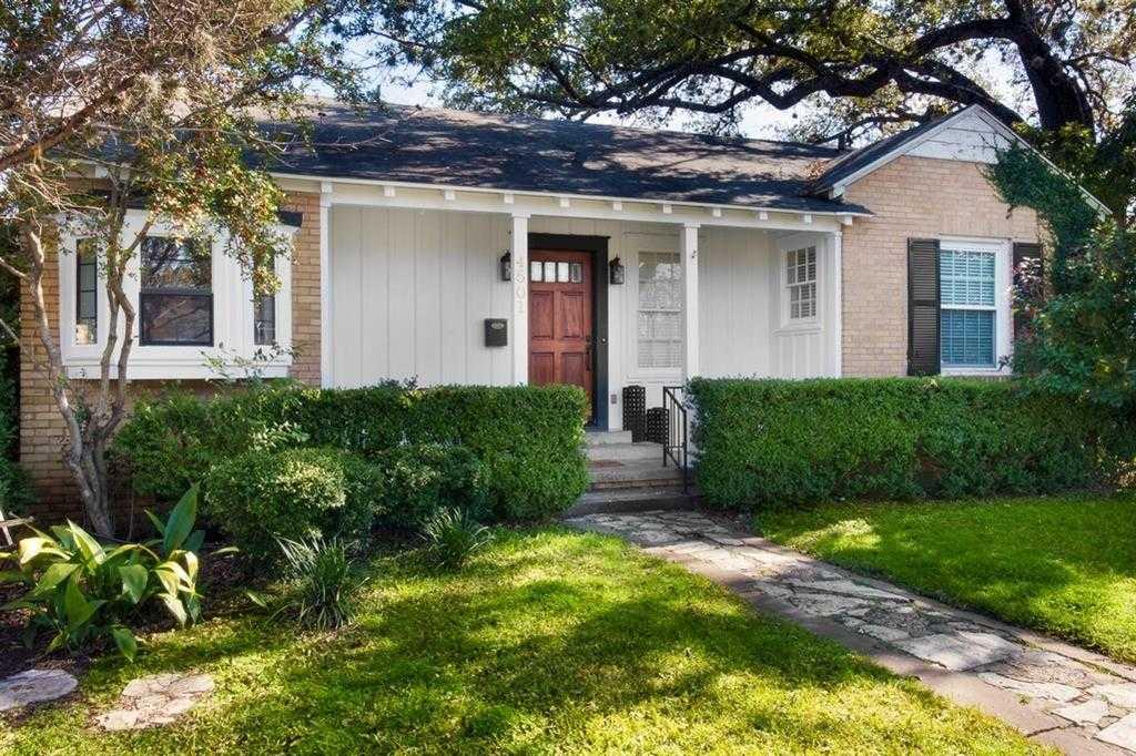$615,000 - 3Br/2Ba -  for Sale in Rosedale F, Austin