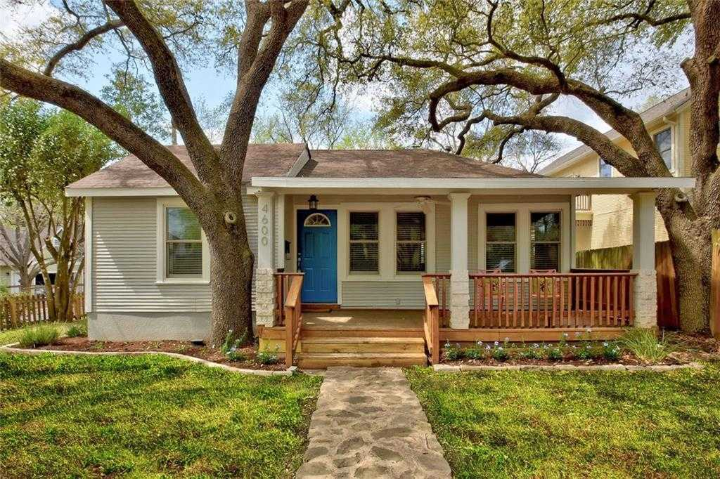 $500,000 - 3Br/2Ba -  for Sale in Hyde Park Annex, Austin