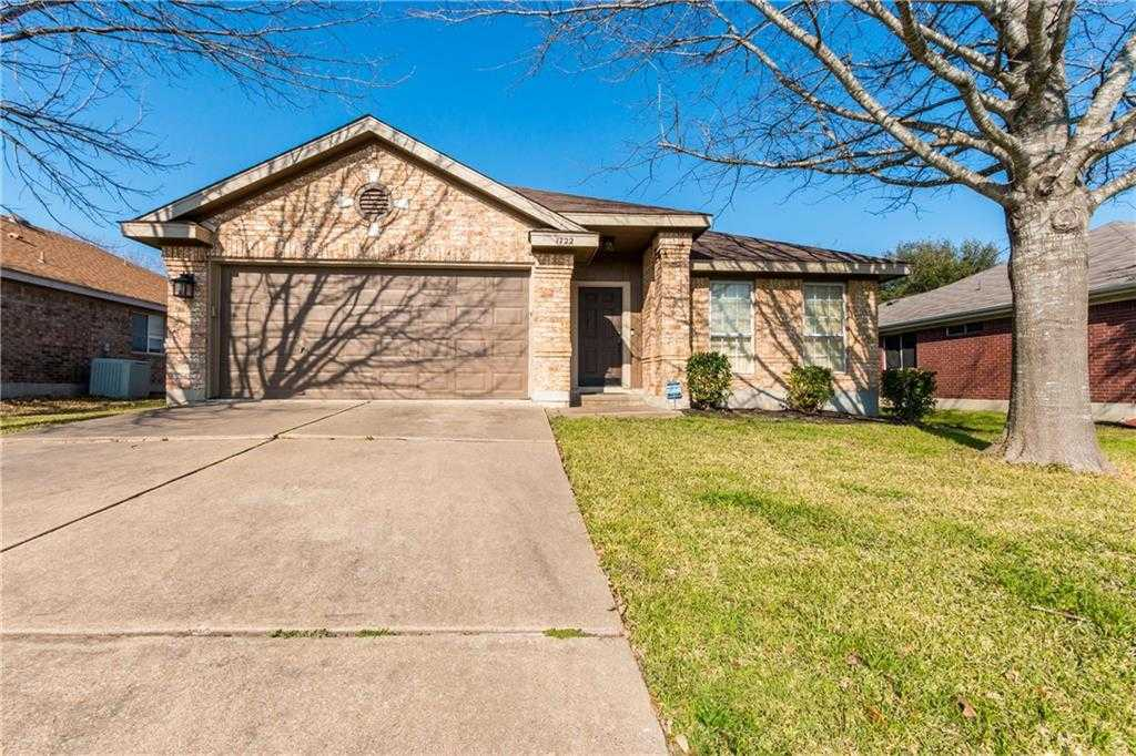 $229,500 - 3Br/2Ba -  for Sale in Steeds Crossing, Pflugerville