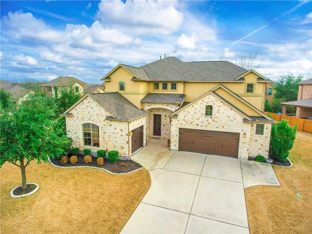 $560,000 - 5Br/4Ba -  for Sale in Behrens Ranch Ph D Sec 06, Round Rock