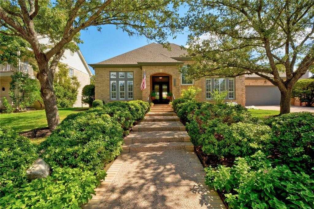 $699,996 - 4Br/3Ba -  for Sale in River Place Sec 05 Amd, Austin