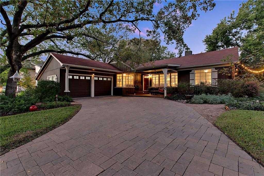 $950,000 - 4Br/3Ba -  for Sale in Highland Park West, Austin