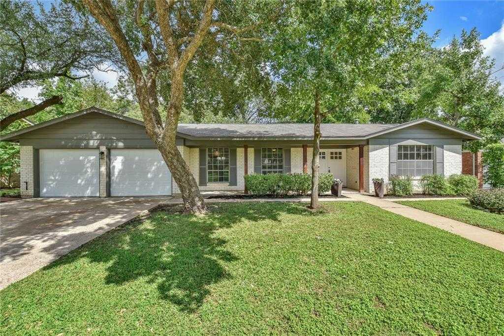$699,995 - 4Br/2Ba -  for Sale in Allandale Park Sec 08, Austin
