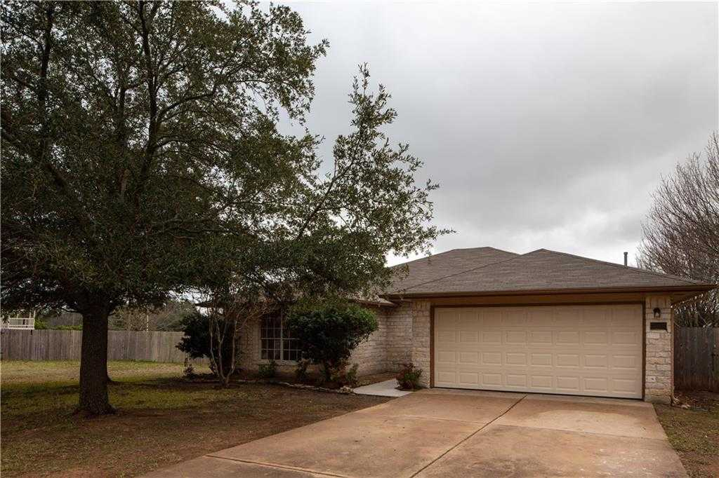 $244,979 - 4Br/2Ba -  for Sale in Crossing At Carriage Hills Sec 4, Cedar Park