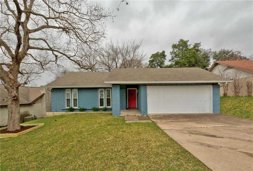 $365,000 - 4Br/2Ba -  for Sale in Bluffs University Hills Sec 03, Austin