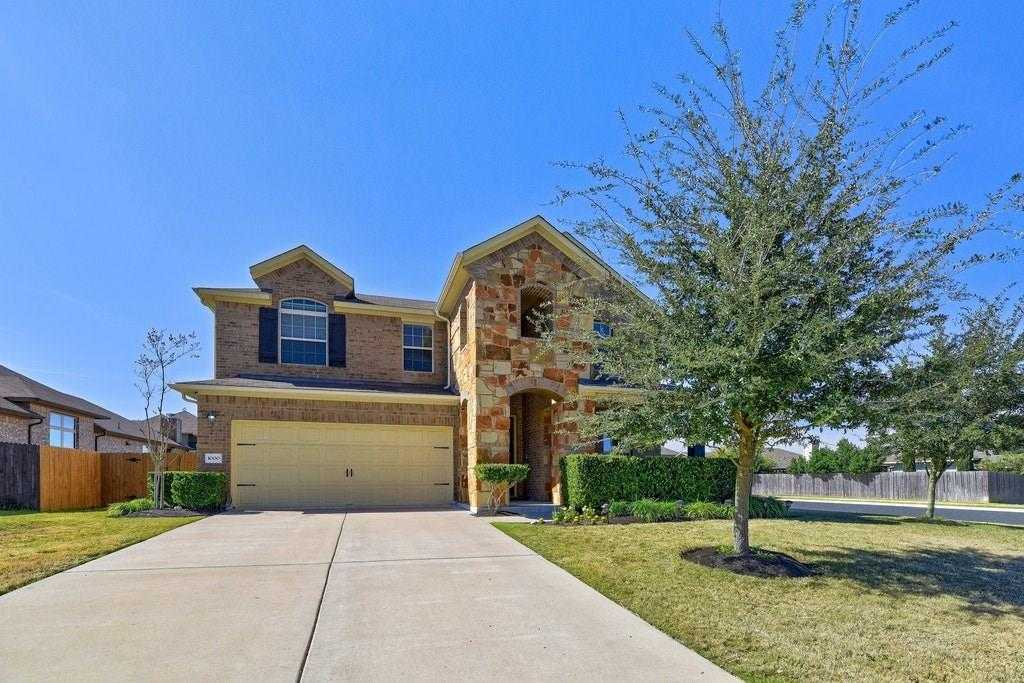 $349,900 - 4Br/3Ba -  for Sale in Forest Creek Sec 37, Round Rock